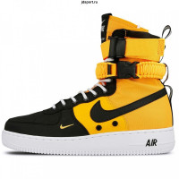 Nike SF AF1 Special Field Air Force 1 (Orange)