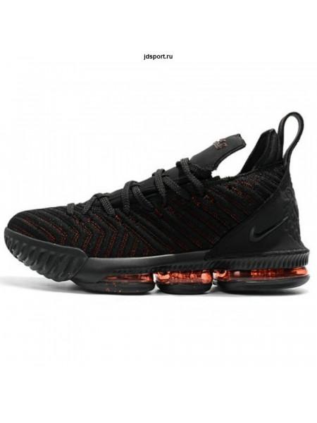 Nike Lebron 16 Black