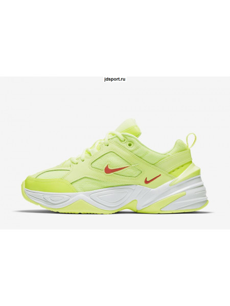 Nike M2K Tekno Barely Volt/White/Red  (36-40)