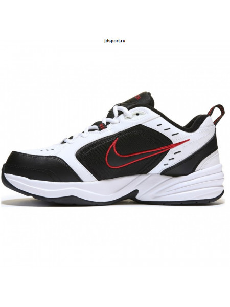 Nike Air Monarch IV White Black (37-45)
