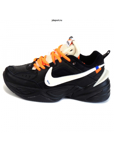 NIKE M2K TEKNO  X Off White Black  (36-40)