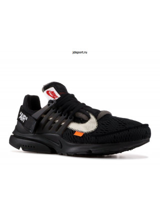 Nike Air Presto Black X Off White