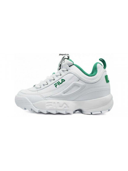Fila Disruptor 2 White Green