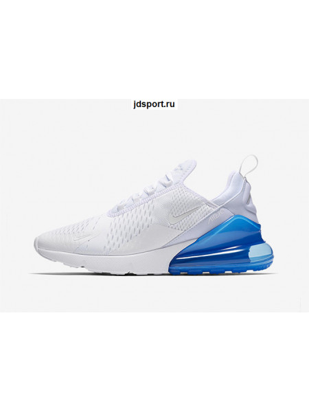 Nike Air Max 270 'White Pack'
