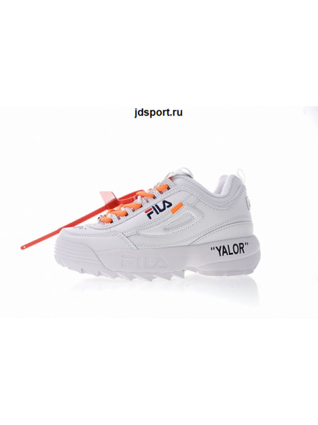 Fila Disruptor 2 Off White (36-40)