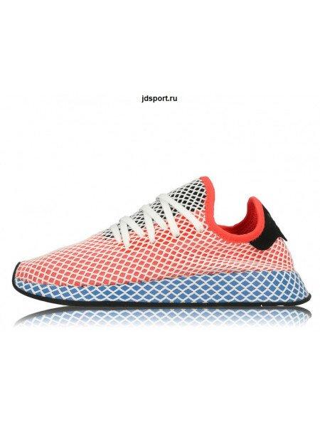 Adidas Deerupt Runner orange/blue
