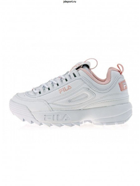 Fila Disruptor II White/Pink (36-40)
