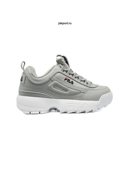 FILA DISRUPTOR 2 GREY MENS/WOMENS (36-40)