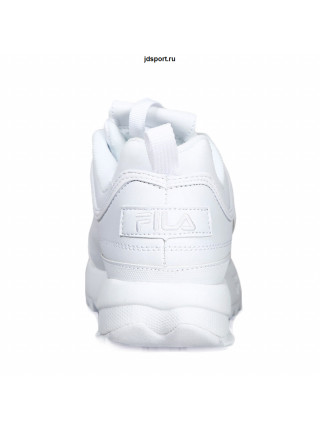 Fila Disruptor ll White