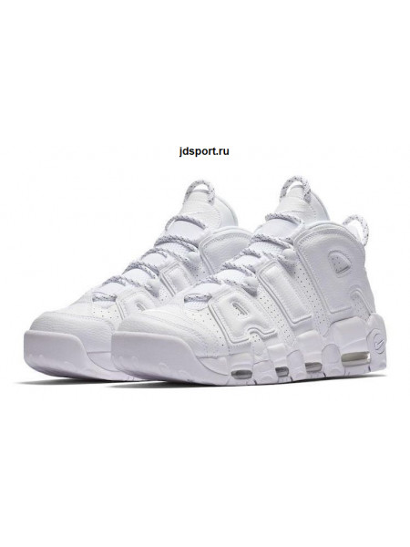 Nike Air More Uptempo (White)