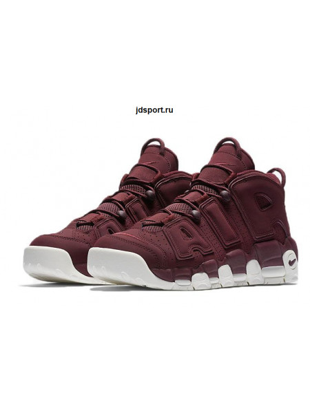 "Nike Air Uptempo ""Night Maroon"" (Purple/White)"