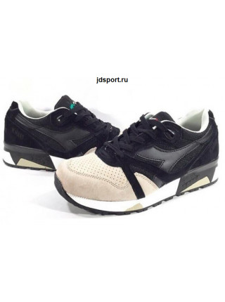 Diadora N9000 Black/Grey