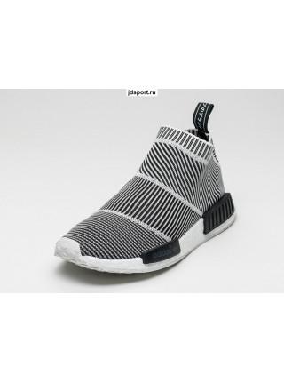 Adidas NMD HumanRace Полосатые