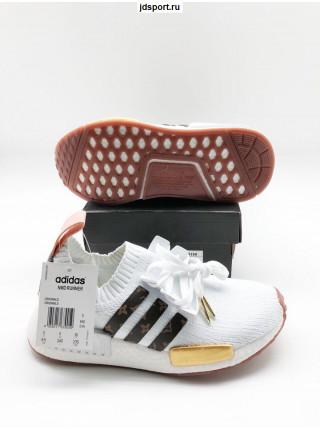 Adidas NMD & Louis Vuitton White