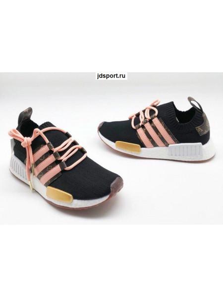 Adidas NMD & Louis Vuitton Black