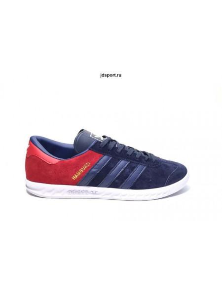 adidas Hamburg Темно-Красные