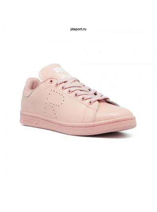 Кроссовки ADIDAS STAN SMITH BY RAF SIMONS розовые