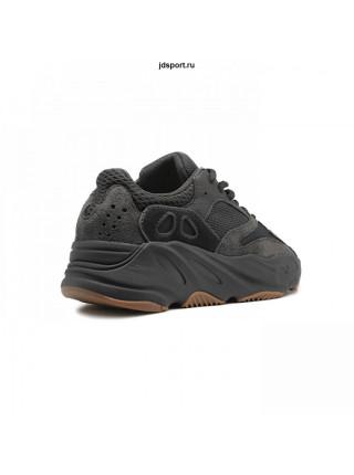 Кроссовки Adidas Yeezy Boost 700 Utility Black черные