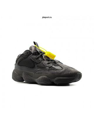 Кроссовки Adidas YEEZY BOOST 500  черные