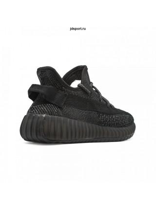 Кроссовки Adidas YEEZY Boost 350 V2 Reflective черные
