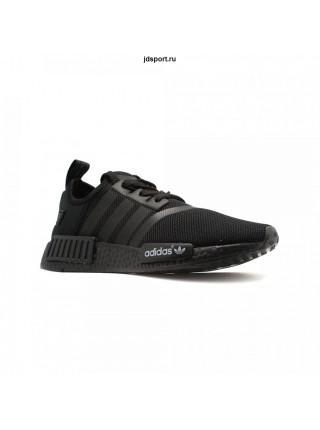 Кроссовки Adidas NMD R1 черные