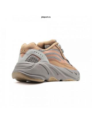 "Кроссовки Adidas Yeezy Boost 700 V2 ""Geode"" бежевые"