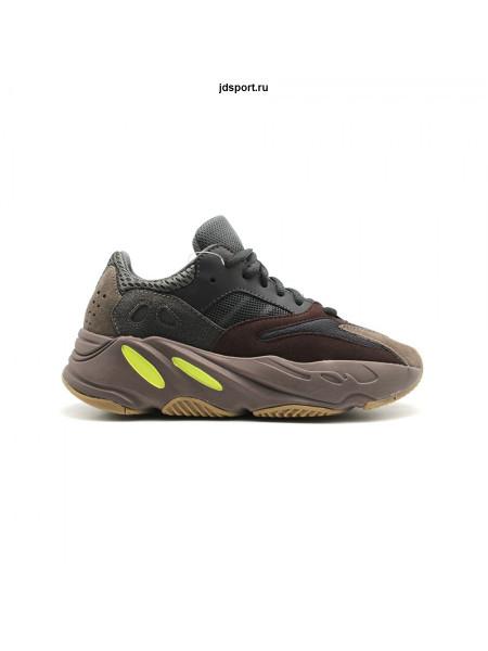 Кроссовки ADIDAS YEEZY BOOST 700 WAVE RUNNER коричневые, серые