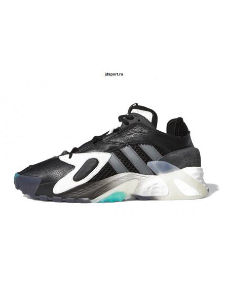 Adidas Streetball Black Teal