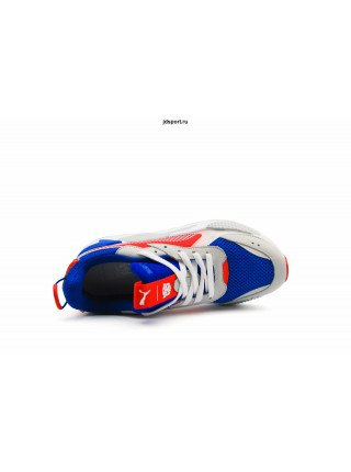 PUMA RS-X Blue/Red/Grey (41-45)
