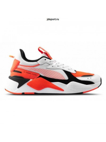 Puma RS-X Toys White Red Blast