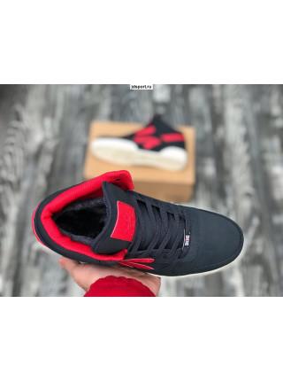 Reebok Winter Classic Black|Red