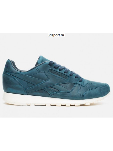 Reebok Classic Leather Blue (Натуральная кожа)