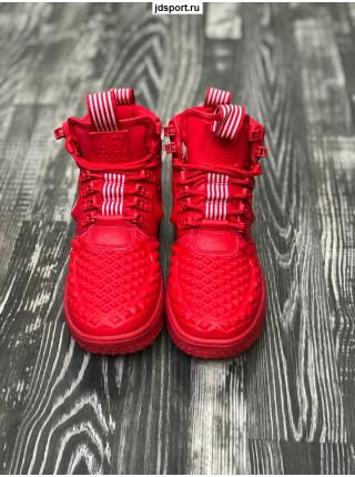 Женские Nike Lunar Duckboot красные