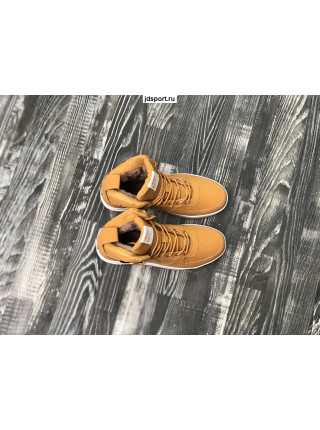 Nike Air Force 1 Mid (Brown)