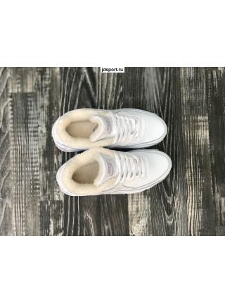Nike Air Max 90 Winter с Мехом (White)